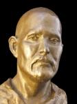 Ulysses bust detail