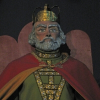 puppet of Carlo Magno