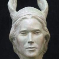 Brunhilde bust