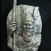 Das Rheingold medallion front