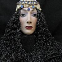 Salome art mask
