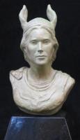 Brünnhilde bust